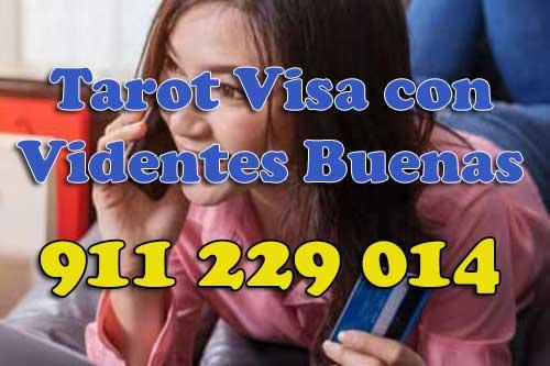 Tarot visa con videntes buenas